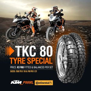 Continental TKC 80 Tyre Special